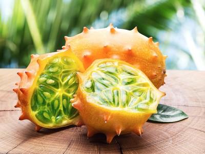 Afrikan Cucumber Meyvesi Nedir? Kiwano Meyvesi Nasıl Yenir? Boynuzlu Kavun Faydaları Nelerdir?