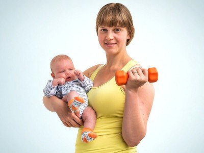Doğum Sonrası Sağlıklı Diyet Programı