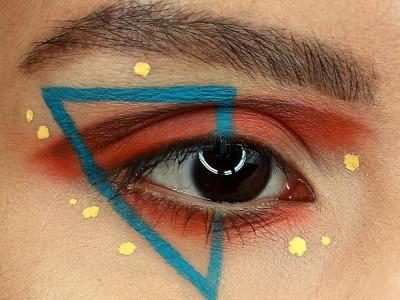 Geometrik Makyaj Nedir? Modelleri Nelerdir?