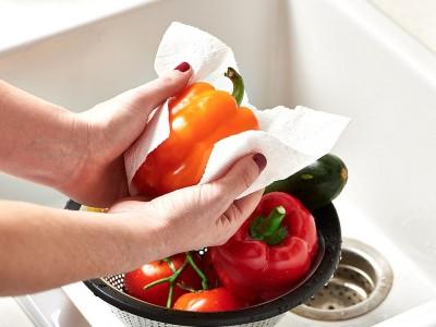 Meyve ve Sebzeler Nasıl Dezenfekte Edilir? Nasıl Temizlenir?