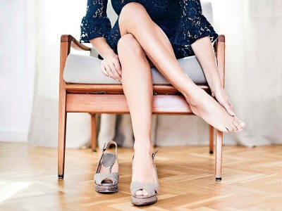 Topuklu Ayakkabı ile Yürümenin Faydaları