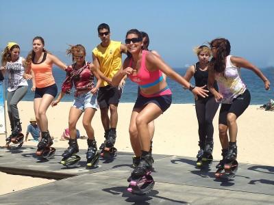 Zıplayarak Zayıflama Ayakkabısı İşe Yarar mı?